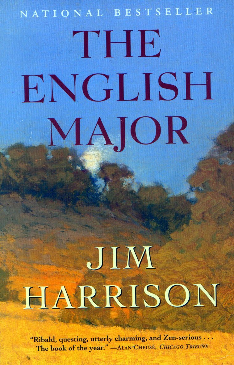 Jim Harrison english major