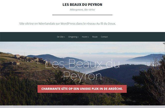 Les Beaux du Peyron