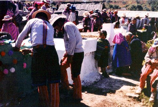 GUATEMALA (1990) Marimba Music from the Festival of Todos Santos Humming Bird Earth Series