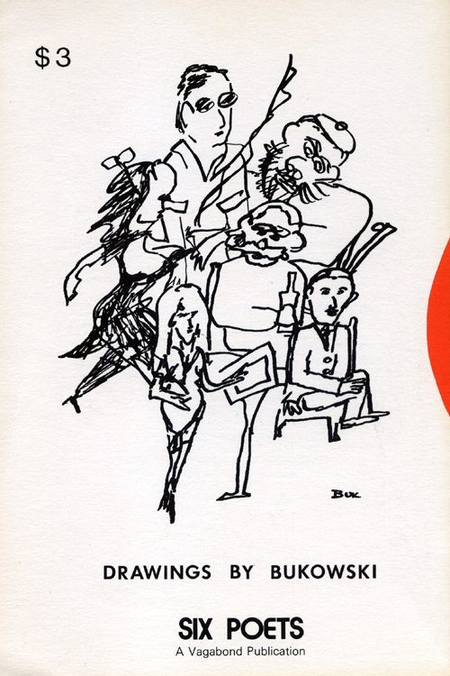 John Bennett   Six Poets   Vagabound Press 1979   click the cover if you are interested in buying this book...