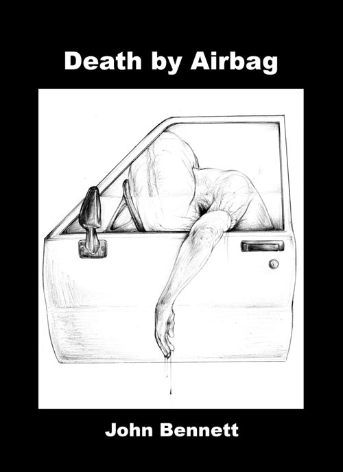 Death by Airbag - by John Bennett | click the cover if you are interested in buying this book...