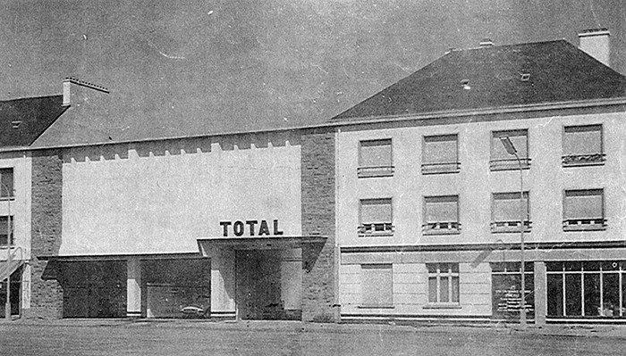 L histoire le garage for Garage seat saint nazaire