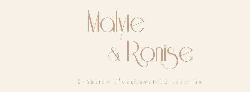 Malyte & Ronise - Accessoires textiles rétro-bohème.