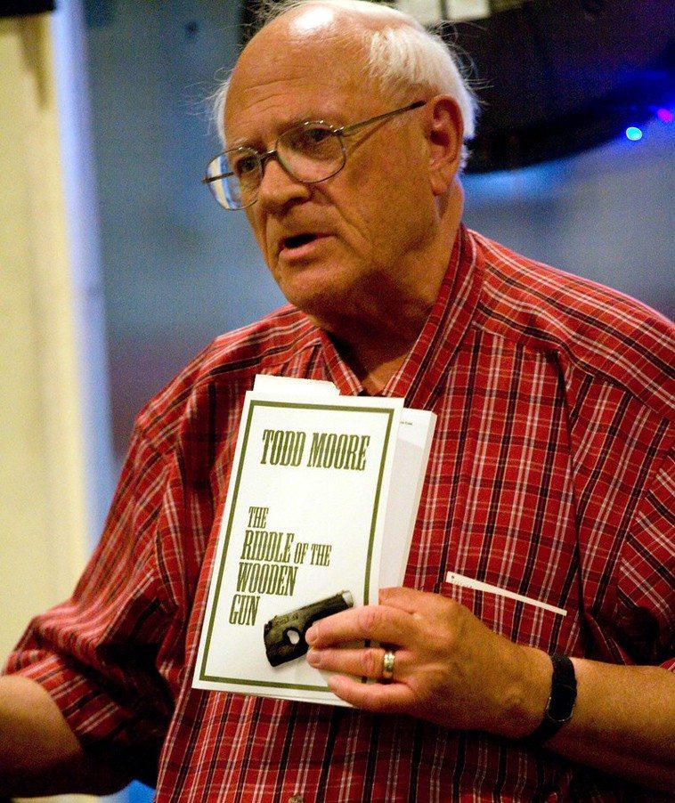 Todd Moore | Photo: Roy Manzanares