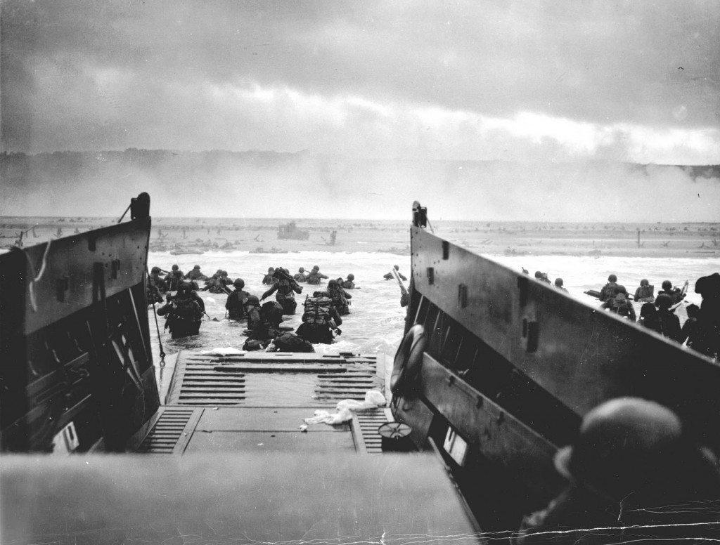 Normandy LST