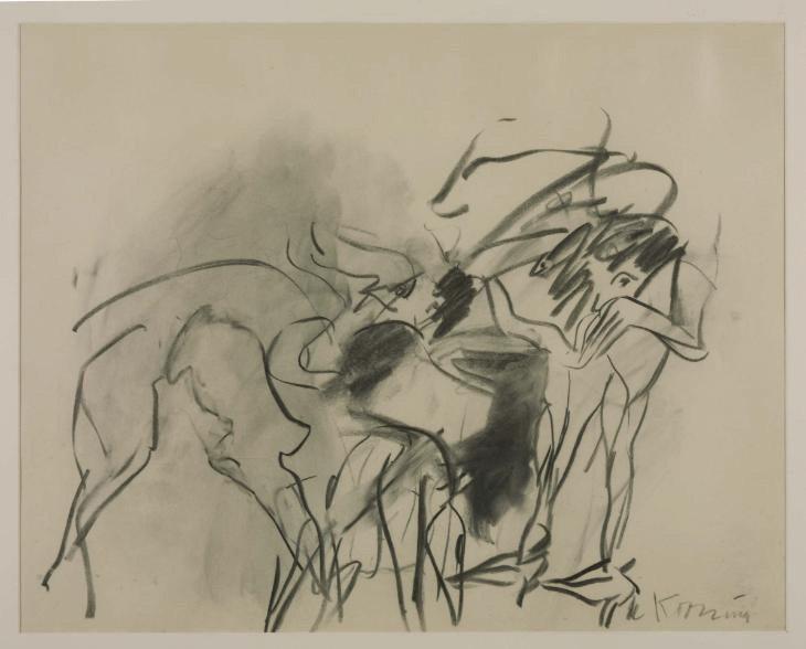 Willem de Kooning   Untitled (1966)