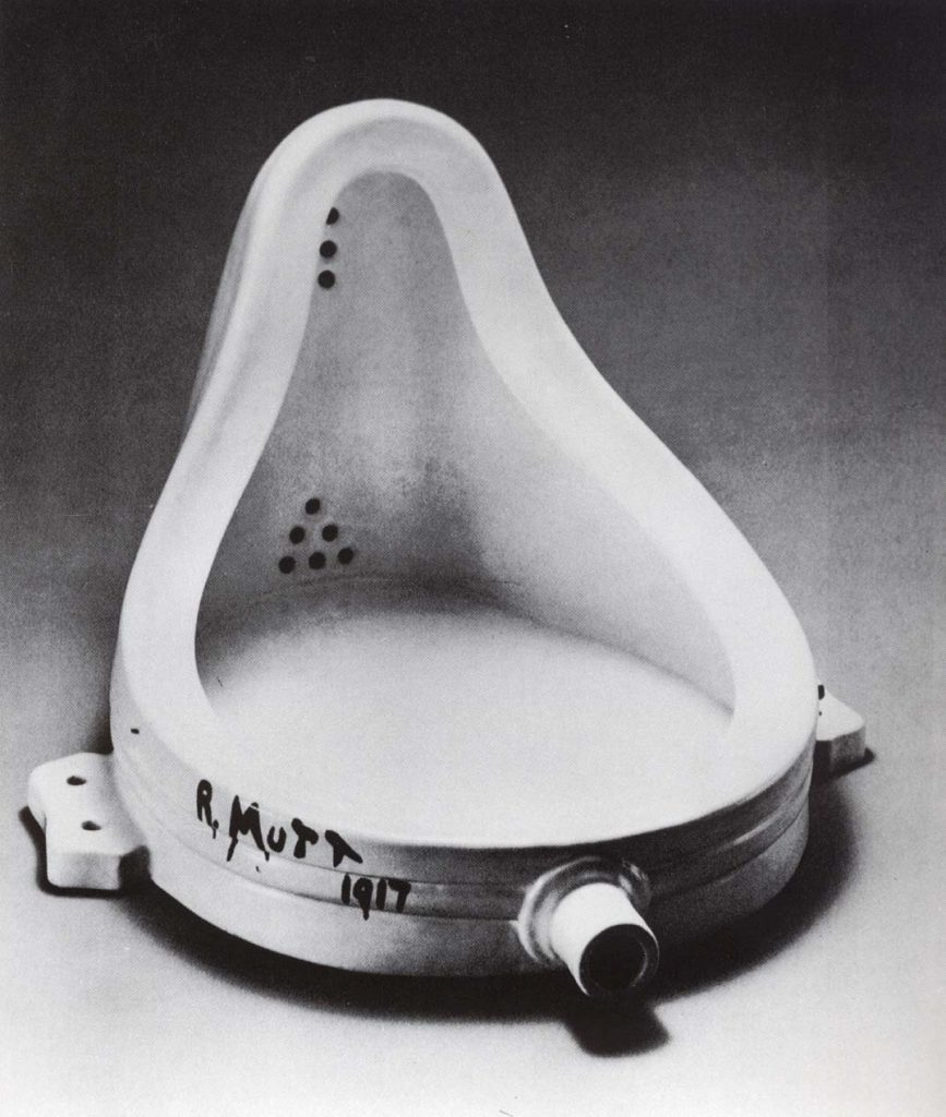 Marcel-Duchamp-Fontaine-1917