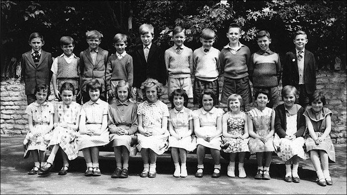 StMarysClass-c1961