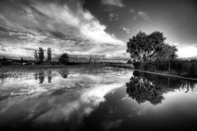 reflection_of_spring_lake