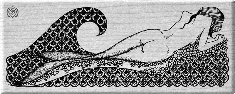 beached-mermaid